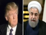 Iran Ramps Up Rhetoric Against Trump
