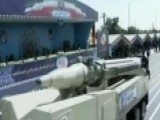 Iran Reveals Nuclear-capable Missile