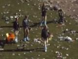Investigators Scour Las Vegas Crime Scenes For Clues