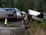 Investigators Examining Numerous Factors In Train Derailment