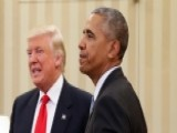 Is President Obama Working Overtime To Slam President Trump?