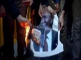Iran Condemns Trump's Tweet About Protests