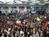 Iran Protests Get Violent, Regime Shuts Down Social Media