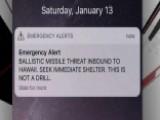 International Security Expert: Drills Are Not A Good Idea