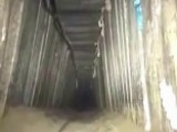 Israeli Army Destroys Hamas Tunnel