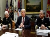 Inside Trump's Sheriffs Roundtable At The White House