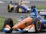 IndyCar Grand Prix Warms Up Race Fans In Indianapolis