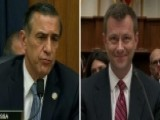 Issa Challenges Strzok To Release His Personal Emails
