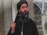 ISIS Leader Purportedly Urges Followers To Fight On