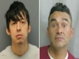 Illegal Immigrants Charged With Murder In LA, Virginia