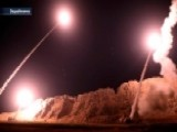Iran Launches Ballistic Missiles Into Syria