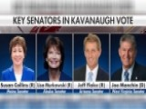 Inside The Kavanaugh Vote: Who's In, Who's Out?