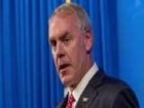 Is Zinke's Decision To Leave A Negative Reflection Of Trump?