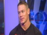 John Cena Previews Wrestlemania Match