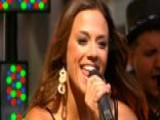 Jana Kramer Rocks The After The Show Show