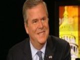 Jeb Bush On Speeding Up America's Economy, Part 1