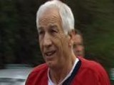 Jerry Sandusky Gets At Least 30 Years In Prison