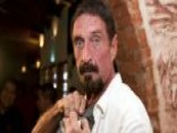 John McAfee Detained After Being Denied Asylum In Guatemala