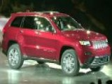 Jeep Grand Cherokee Storms Detroit Auto Show