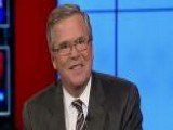 Jeb Bush Talks Sequestration, 2016 Rumors