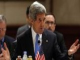 John Kerry Discusses Syria's Civil War In Jordan