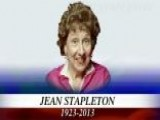 Jean Stapleton, All In The Family 's Edith Bunker, Dies