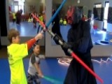 Jedi Day Camp Teaches Life Lessons