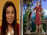 Jordin Sparks Offers Encouragement To Underwood