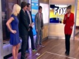 Jackie Joyner-Kersee Puts 'Fox & Friends' To The Test