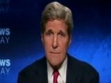 John Kerry Discusses Russia-Ukraine Conflict, Gaza Incursion