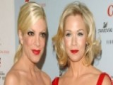 Jennie Garth Reunites With Former Co-star In New Comedy