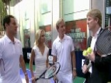 Jim Courier Previews 2014 US Open