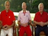 Jack Nicklaus Honors Military Families