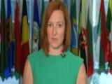 Jen Psaki On Building 'international Coalition' Against ISIS