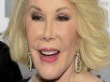 Joan Rivers Out Of Intensive Care