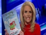 Janice Dean On 'Freddy The Frogcaster And The Big Blizzard'