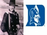 John Wayne's Family, Duke University Fight Over Name