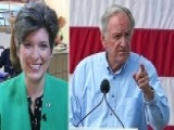 Joni Ernst Responds To Sen. Tom Harkin's Remarks