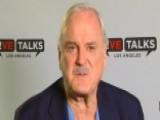 John Cleese No Longer Picking Projects For Alimony Payments