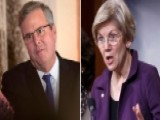 Jeb Bush, Elizabeth Warren Teeing Up Presidential Runs?