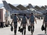 Jordan Launches Airstrikes In Iraq
