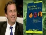 John Tamny Talks New Book 'Popular Economics'