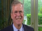 Jeb Bush On 2016 Plans: 'I Won't Be The Last Guy In'