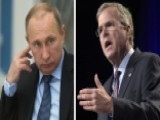 Jeb Bush Planning Tough Talk On Putin During Europe Trip