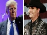 John Rich: I'm Glad Trump Is Running For President