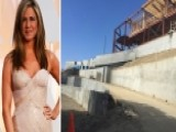 Jen Aniston Jealous Of Neighbors' Massive Homes?