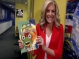 Janice Dean Introduces Latest 'Freddy The Frogcaster' Book