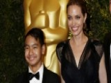 Jolie's Son Now Her Co-star