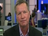 John Kasich Talks War On Terror, Faith