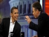 Jon Stewart's White House Pal